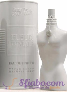 Tester Jean Paul Gaultier Fleur du Male EDT 125ml