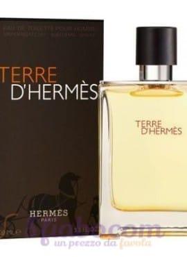 Hermes Terre D'Hermes Eau De Toilette 100ml Uomo