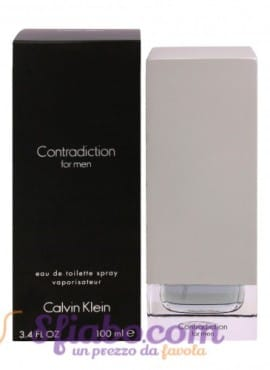 Profumo Contradiction Uomo EDT Calvin Klein 100ml