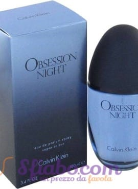 Profumo Calvin Klein Obsession Night Donna EDP 100ml