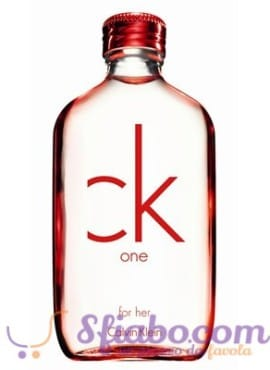 Tester Calvin Klein Red EDT Donna 100ml