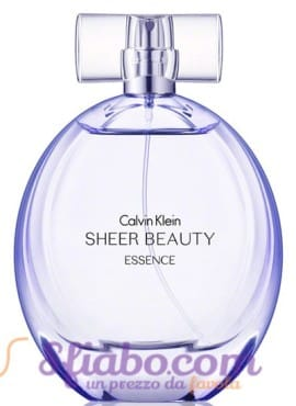 Tester Calvin Klein Sheer Beauty Essence EDT Donna 100ml