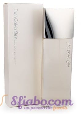 Profumo Calvin Klein Truth EDP Donna 100ml