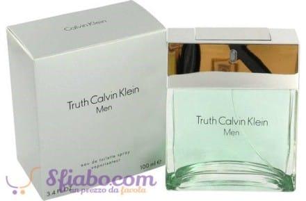 Profumo Calvin Klein Truth EDT Uomo 100ml