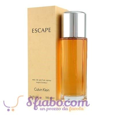 Profumo Calvin Klein Escape Donna EDP 100ml