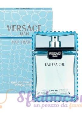 Versace Eau Fraiche Uomo 100ml EDT Profumo