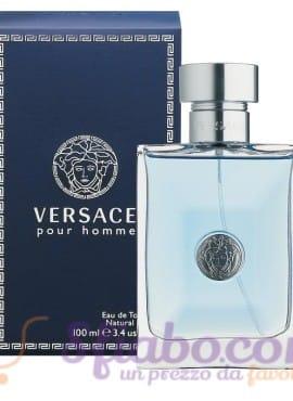 Profumo Versace Pour Homme Uomo EDT 100ml
