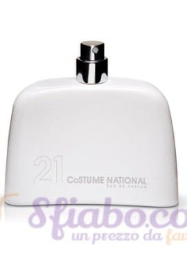 Costume National 21 Eau De Parfum 100ml Tester Unisex