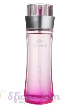LACOSTE TOUCH OF PINK EDT Tester DONNA 90ml