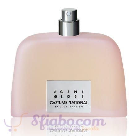 Tester Costume National Scent Gloss EDP 100ml Donna