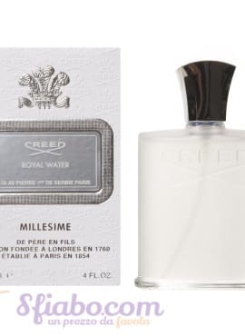 Creed Royal Water EDT Inscatolato 120ml Unisex
