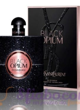 Black Opium Ysl EDP 30ml Inscatolato Donna
