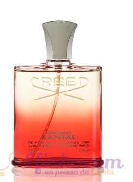 Creed Santal Original Tester EDP Unisex 120ml