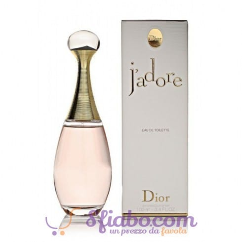 Tester J\'adore Dior EDT100ml