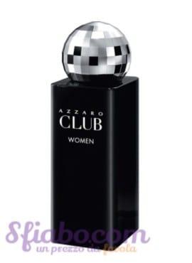 Tester Azzaro Club EDT 75ml Donna