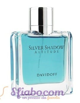 Tester Davidoff Siver Shadow Altitude EDT Uomo 100ml