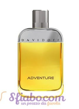 Tester Davidoff Adventure Uomo EDT 100ml