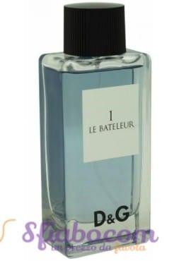 Tester Dolce & Gabbana EDT  N°1 Le Bateleur Uomo 100ml