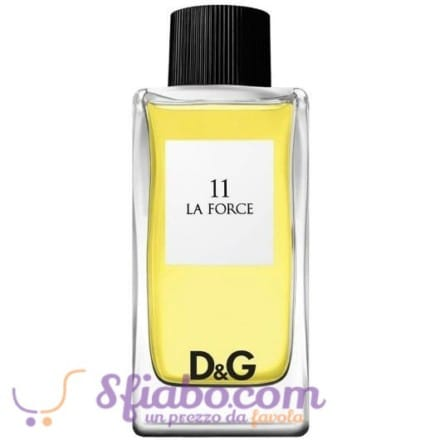 Tester Dolce & Gabbana EDT  N°11 La Force Uomo 100ml