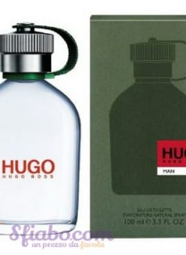 Profumo Hugo Boss Uomo EDT 150ml
