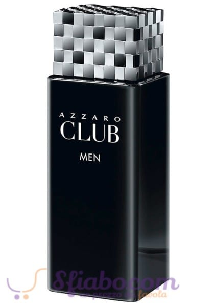 Tester Azzaro Club Uomo EDT 75ml