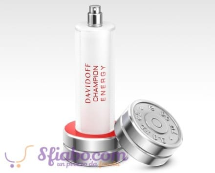 Tester Davidoff Champion Energy EDT Uomo 90ml