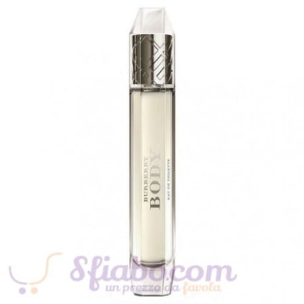 Tester Burberry Body EDT Donna 60ml