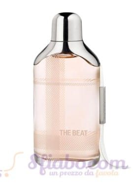 Tester Burberry The Beat  75ml EDP Donna