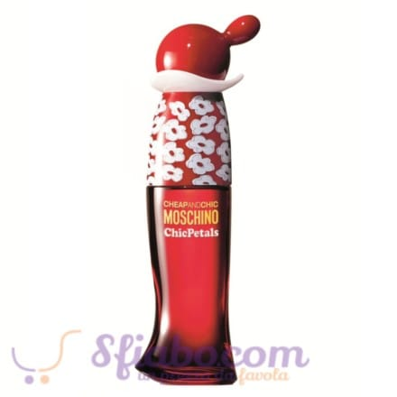 Tester Moschino Cheap And Petals EDT Donna 100ml