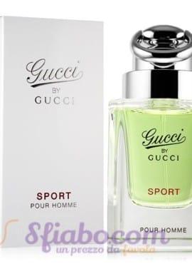 Profumo Uomo Gucci By Gucci Sport 50ml EDT