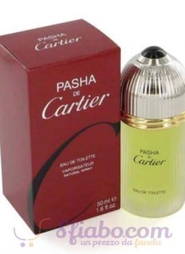 Tester Pasha de Cartier Uomo EDT 100ml