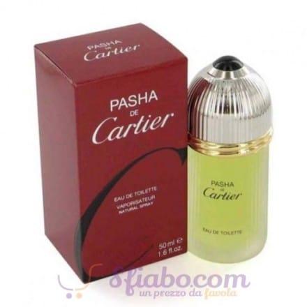 Tester Pasha de Cartier Uomo EDT 100ml