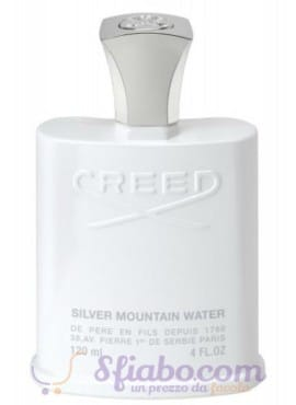 Creed Silver Mountain Tester Uomo 120ml