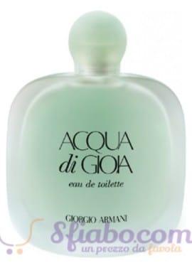 Tester Giorgio Armani Acqua di Gioia Donna EDT 50ml