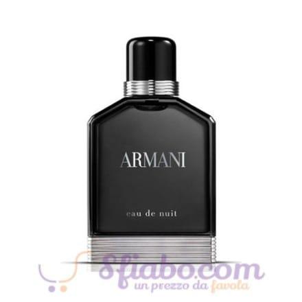 Tester Armani Nuit Pour Homme Giorgio Armani Uomo 100ml EDT