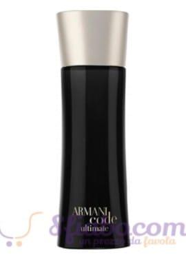 Tester Armani Code Ultimate Giorgio Armani EDT 75ml Uomo
