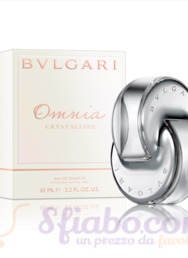 Profumo Bulgari Omnia Crystalline EDT 65ml