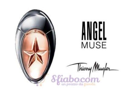 Tester Thierry Mugler Angel Muse Eau De Parfum Donna 50ml