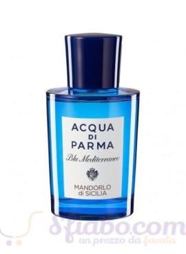 Tester Acqua di Parma Blu Mediterraneo Mandorlo di Sicilia EDT 150ml Unisex