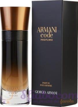 Profumo Armani Code Profumo Giorgio Armani 60ml Uomo