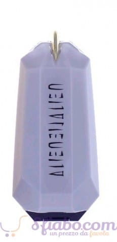 Tester Thierry Mugler Alien Voile D'eclat Radiant Body Lotion 200ml Donna