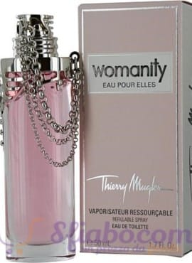 Profumo Thierry Mugler Womanity Donna EDT 50ml