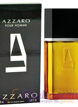 Profumo Azzaro Classico Uomo EDT 200ml