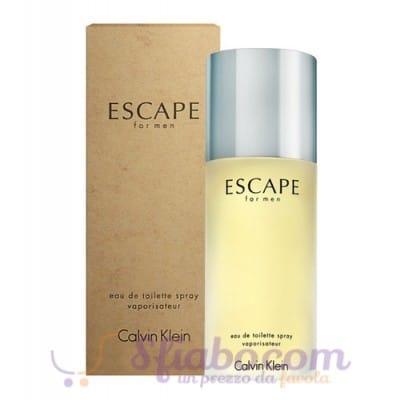 Profumo Escape Calvin Klein EDT 30ml Uomo