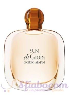 Tester Giorgio Armani Sun Di Gioia Donna EDP 50ml