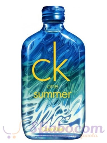 Tester Calvin Klein One Summer New Edition Unisex 100ml EDT