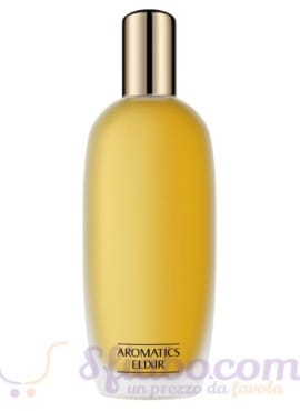 Profumo Tester Donna Clinique Aromatic Elixir EDP 100ml