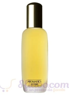 Profumo Tester Donna Clinique Aromatic Elixir EDP 45ml