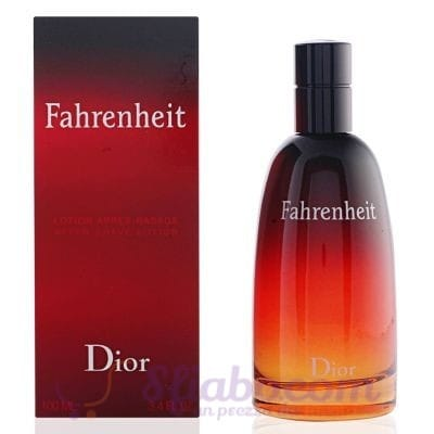 Dopobarba Christian Dior Fahrenheit 100ml Uomo