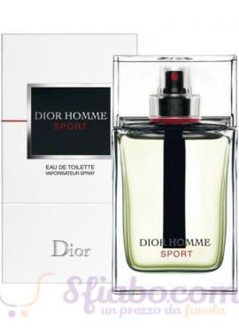 Profumo Christian Dior homme Sport 100ml EDT Uomo